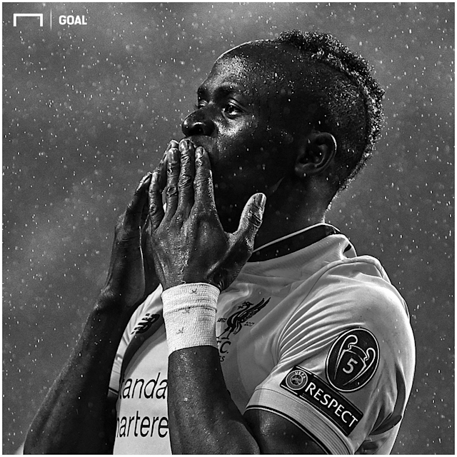 The Senegal international has endured a stifled season, but was relaxed about rediscovering his golden touch, which he did in the 5-0 win at Porto