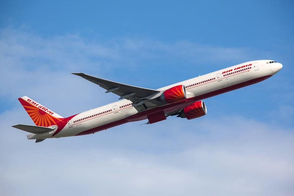 <p>The Air India Boeing 777-300ER was fumigated and passengers put on another aircraft </p> (Getty Images)