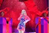 """<p>""""Birthday"""" singer Katy Perry was born on 10-25-1984. </p><p>Also on this day: <br>Ciara</p>"""