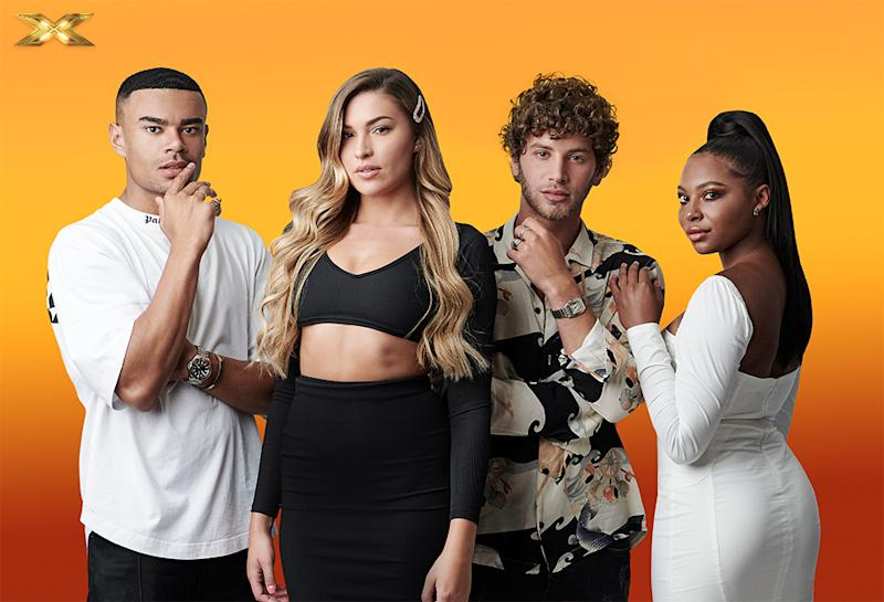 Eyal, Samira, Wes and Zara all shot to fame in 2018 when they appeared on the fourth series of ITV2&rsquo;s Love Island.&nbsp;&nbsp;<br /><br />Wes reached the Dancing on Ice final in 2019, whilst Eyal has been snapped up by numerous modelling agencies as well as appearing on E4's Celebs Go Dating. <br /><br />Samira has performed on the West End, featuring in Disney&rsquo;s live action remake of Beauty and the Beast,&nbsp;whilst Zara has worked on a number of projects that help engage young people into politics, a real passion of hers before Love Island.