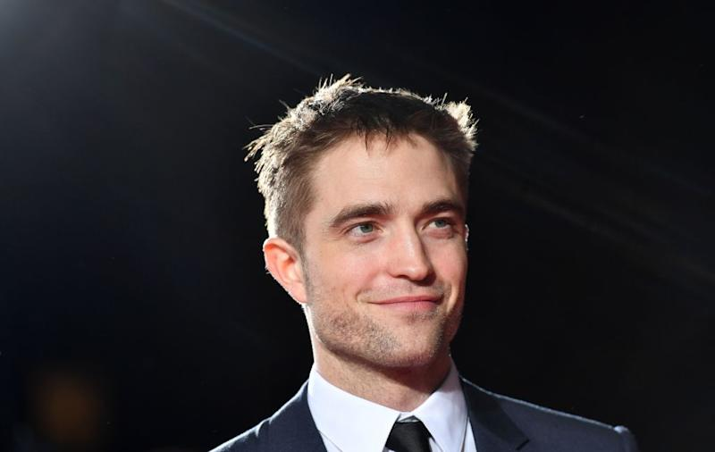 """Robert Pattinson looks like a whole new man at """"The Lost City of Z"""" premiere"""
