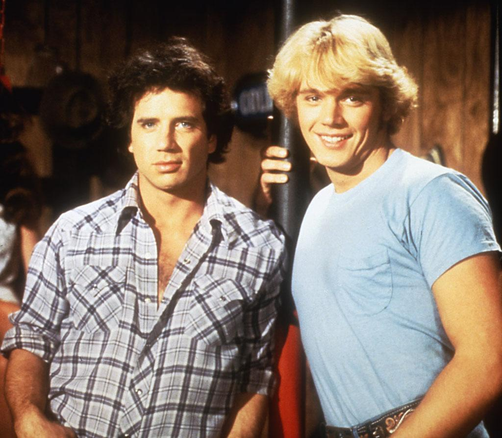 "<b>Tom Wopat and John Schneider, ""The Dukes of Hazzard"" </b><br><br>As good ol' boys Luke and Bo Duke, Wopat and Schneider headlined CBS's Southern-fried action series -- and saw their faces plastered on T-shirts and lunchboxes. So prior to Season 5, the duo went on strike to get a cut of the show's lucrative merchandising deals. But the network thought anyone could drive the General Lee, so they replaced the pair with lookalike actors playing Bo and Luke's cousins Coy and Vance, simply plugging the new names into pre-existing scripts. Viewers did notice, though, and the 17-episode standoff decimated the show's once-stellar ratings, leading the network to cave in and re-hire Schneider and Wopat."