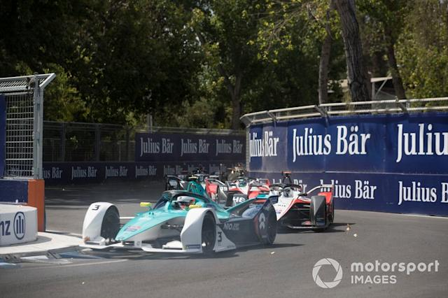 "Oliver Turvey, NIO 333, NIO FE-005 Edoardo Mortara, Venturi, EQ Silver Arrow 01, Felipe Massa, Venturi, EQ Silver Arrow 01 <span class=""copyright"">Sam Bloxham / Motorsport Images</span>"