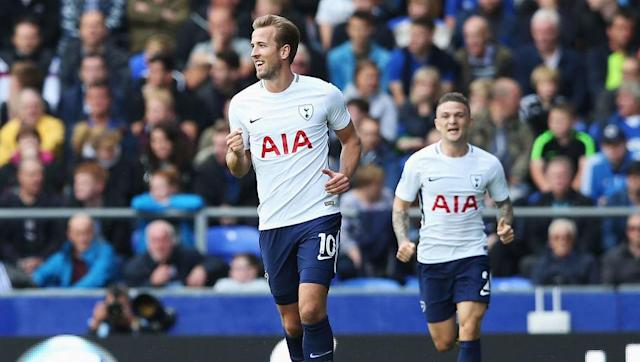 <p>Harry Kane embodies Spurs and his commitment to the North London club means he will remain a hero for many years to come. A lot is resting on the shoulders of the England international striker but he seems to be coping with the responsibility well. </p>