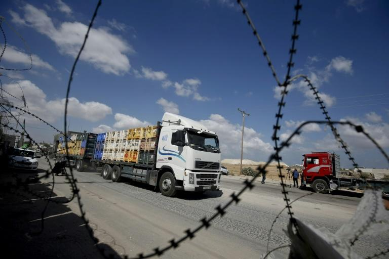 Israeli media have speculated a proposed truce deal with Gaza's Hamas rulers being brokered by Egyptian and UN officials could involve an easing of Israel's crippling blockade of Gaza in exchange for calm on the border after months of protests