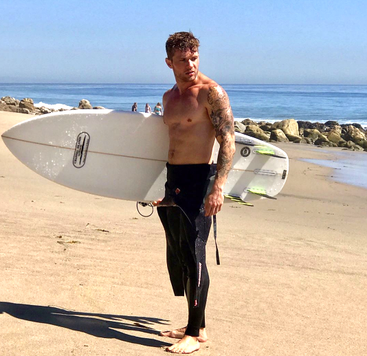 Ryan Phillippe has a lot of arm tattoos, but you may not take your eyes off his abs long enough to notice