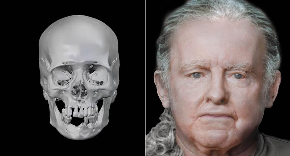 The Tweed/Byron Police District are renewing a nationwide appeal to help identify a man whose decomposed body was found almost a decade ago. Source: NSW Police/ AAP