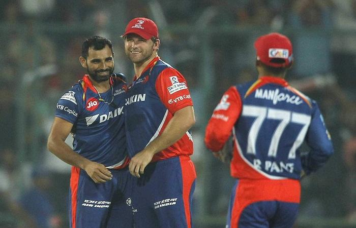 IPL-2017: Delhi keep play-offs dreams alive with 6-wicket win over Sunrisers