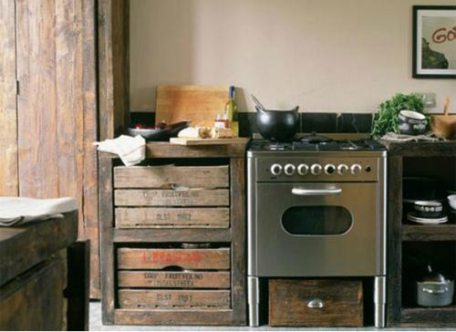 7 Simple But Genius Alternatives To Kitchen Cabinets