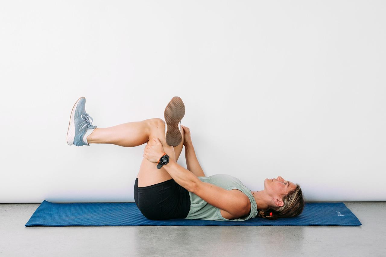"""<p>Static stretches are a good way to improve flexibility after a run. It's important to do these stretches immediately following your workout because your muscles are warm and supple.</p><p>At the <a href=""""https://www.furman.edu/first/"""" target=""""_blank"""">Furman Institute of Running and Scientific Training</a> (FIRST) in Greenville, South Carolina, we hear from runners who want to get faster, from those who simply want to enjoy the sport for life, and from those who've given up on running entirely. They've stopped because injuries have made it too frustrating or too painful to continue.</p><p>The two of us—both longtime runners—spend a lot of time discussing what we can do now to increase the likelihood that we'll log miles well into old age. We want to be able to keep doing what we love to do—and that's probably a goal of yours, too. </p><p>Based on our experiences as athletes, coaches, and exercise scientists, we developed the 7-Hour Workout Week, which is detailed in our new book <a href=""""http://www.amazon.com/gp/product/B01IIQQFDI/ref=as_li_tf_tl?ie=UTF8&tag=hearstuk-yahoo-21&linkCode=xm2&camp=1789&creative=9325&creativeASIN=B01IIQQFDI&ascsubtag=%5Bartid%7C1936.g.34155521%5Bsrc%7Cyahoo-uk"""" target=""""_blank"""">Train Smart, Run Forever</a>. The plan includes activities to enhance cardiorespiratory endurance, muscular strength and endurance, and flexibility. Many runners have confessed that they skip the resistance training, <a href=""""https://www.runnersworld.com/uk/training/beginners/a32172701/how-to-stretch-post-run/"""" target=""""_blank"""">stretching</a>, and cross-training we recommend, but these postrun stretches are critical for staying healthy as you become fitter and faster. Add them to your regular routine to run strong for life. </p><p><strong>How to use this list</strong>: Perform the stretches below immediately following a run or workout. Each move is demonstrated by Runner's World+ coach and certified trainer, Jess Movold, so you can learn the proper technique. Hold"""