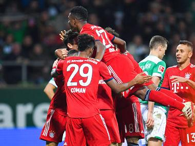 Bundesliga: Belief returning at Bayern Munich as Bavarian giants climb to third with victory over Werder Bremen
