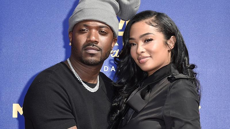 Watch Ray J and Princess Love's Epic Sky-High Gender Reveal