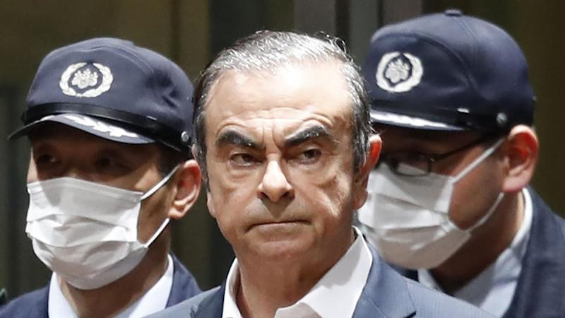 Japan Lebanon Ghosn