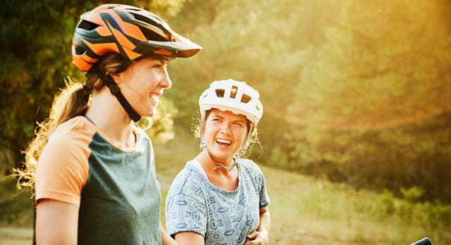 Looking for a helmet to keep you safe on your bike ride? We have found the top rated adult designs to buy now. (Getty Images)