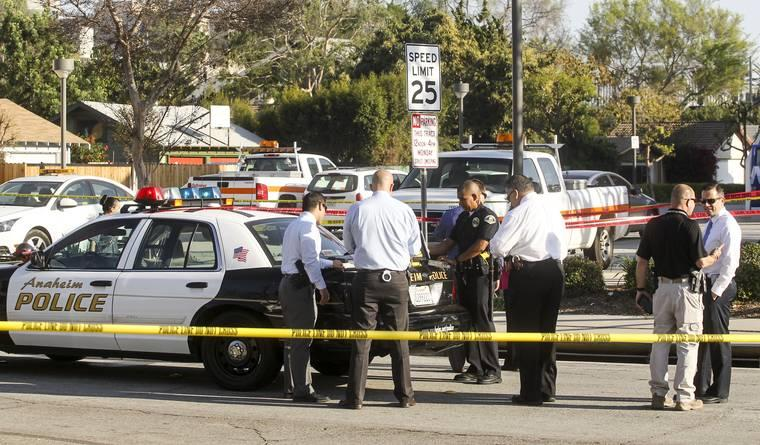 12 Gut-Wrenching Photos Show Aftermath of KKK Rally in Anaheim