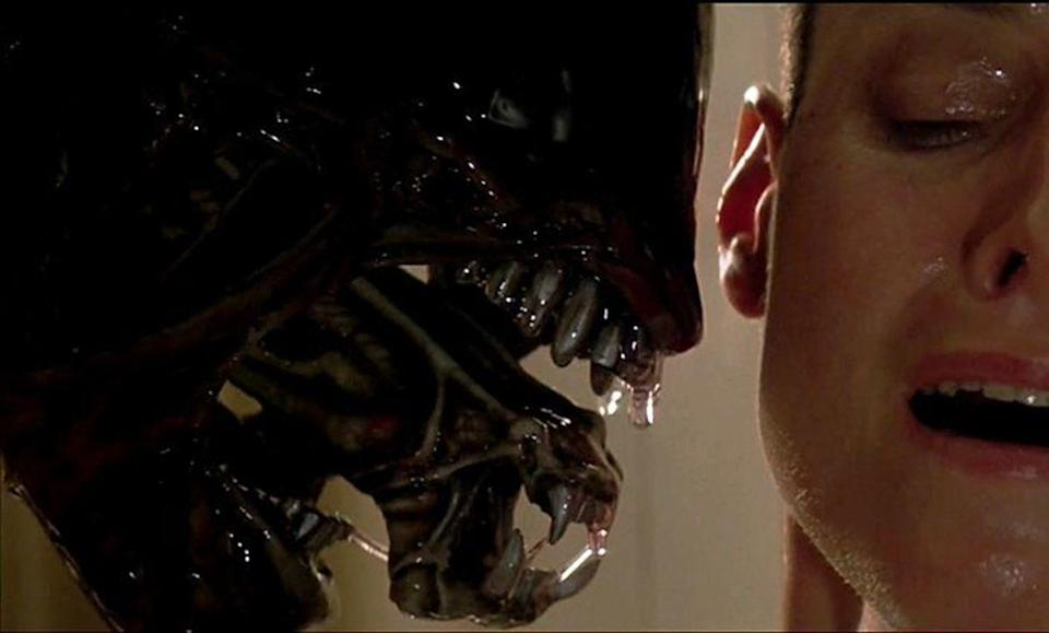 """<p>The 1979 classic reminded viewers that """"in space, no one can hear you scream."""" The sci-fi fright has spawned several different franchise revivals over the years, including the<em> Alien vs. Predator</em> movies and <em>Prometheus –</em> equalling out to <strong>eight</strong> extraterrestrial outings.</p>"""