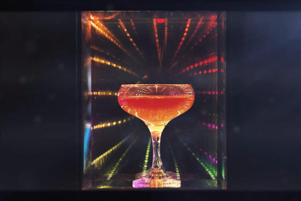 <p>Kapow! The drinks will come with fitting special effects</p> (Superheroes Bar)