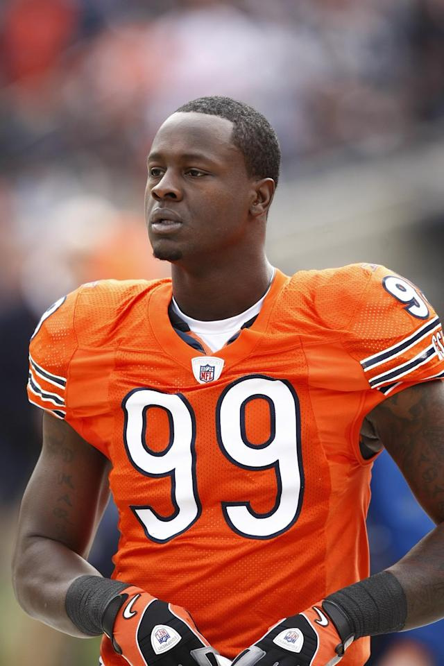 <p>Cause of death: Chicago Bears defensive end Gaines Adams died of cardiac arrest. The autopsy showed that Adams had an enlarged heart, a condition that often causes heart attacks. </p>