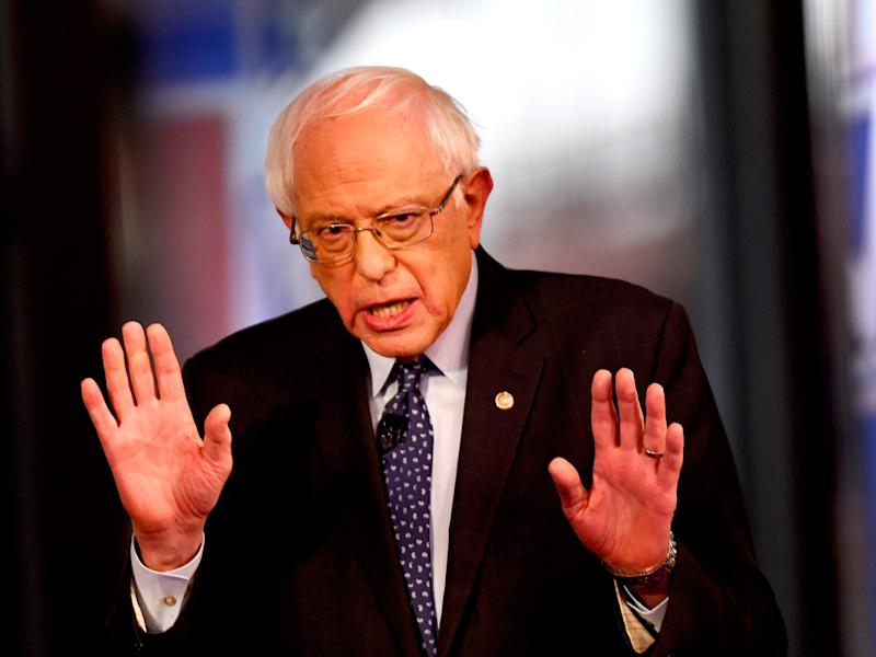 'Bernie or Bust'Voters Create Predicament for Democrats in 2020