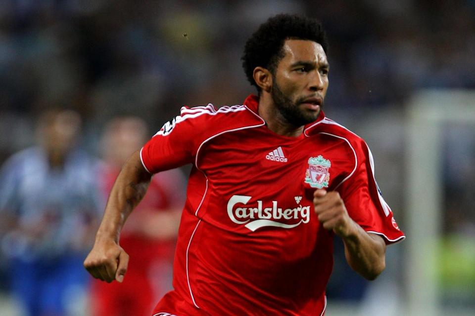 Jermaine Pennant played as a winger for Liverpool (Getty Images)