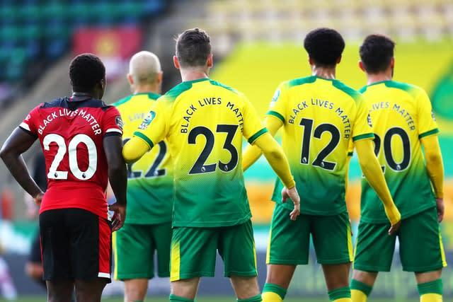 Norwich have their backs against the wall (Catherine Ivill/NMC Pool)