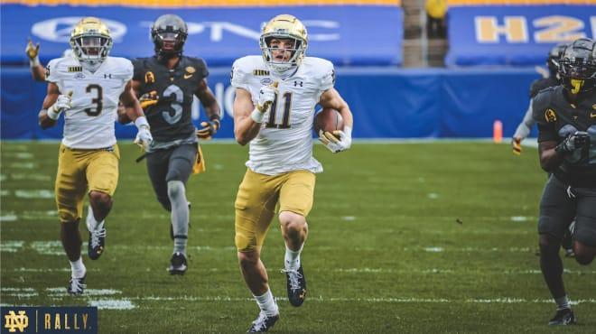 What They're Saying: Notre Dame Fighting Irish 45, Pittsburgh 3