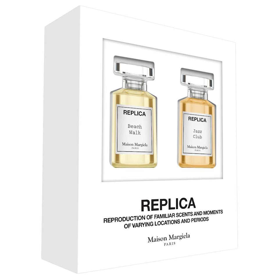 Maison Margiela 'REPLICA' Mini Duo Set. Image via Sephora