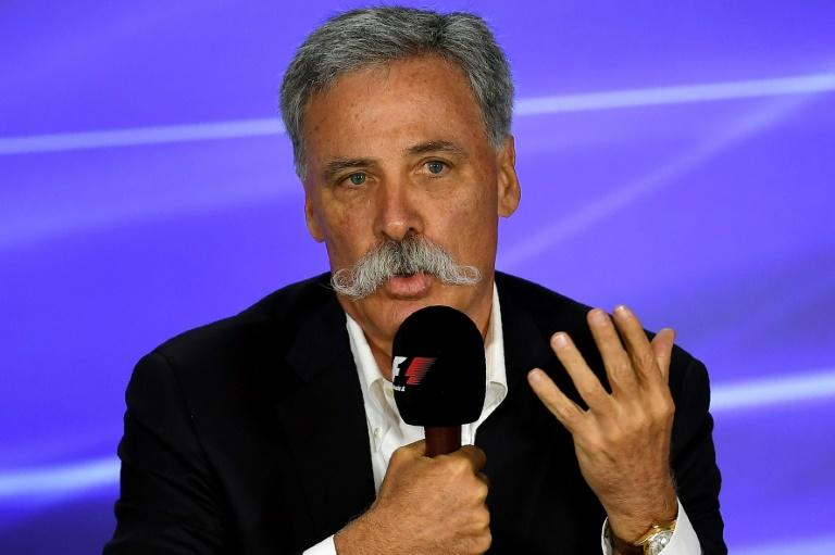 F1 chief Chase Carey says the Singapore Grand Prix is 'our gateway into Asia'