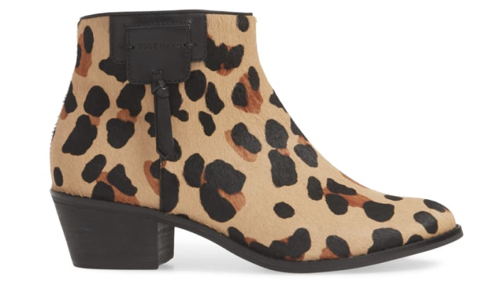 Add a bit of leopard to your repertoire. (Photo: Nordstrom Rack)
