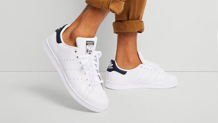 Get 40% off sitewide at Adidas and save on their iconic footwear.