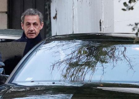 Former French President Nicolas Sarkozy to face trial over campaign financing
