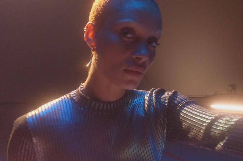 Selfie: Adwoa Aboah has made a video with Google shot entirely on the Pixel 2 smartphone camera: Google