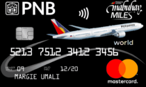 Best Co-Branded Credit Cards Philippines - PNB Pal Mabuhay Miles