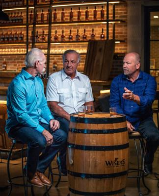 When Hockey meets Canadian Whisky: Corby Spirit and Wine Limited launches limited edition Alumni Whisky Series (CNW Group/Corby Spirit and Wine Communications)