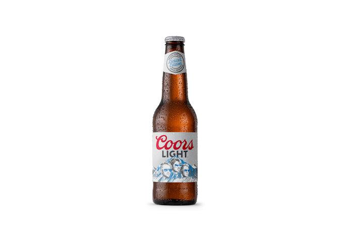 <p>Courtesy of Coors Light.</p>