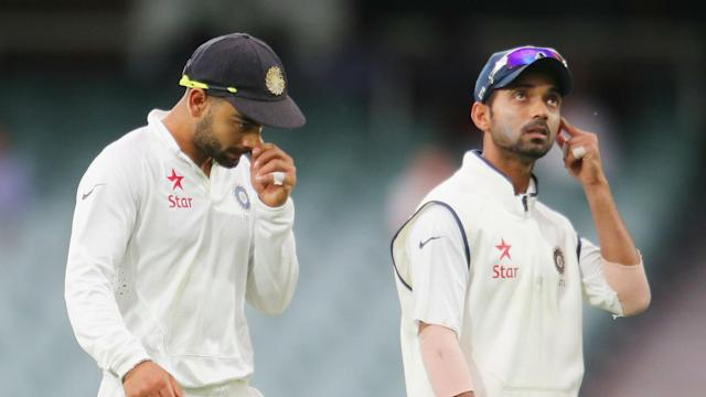 Virat Kohli will miss India's one-off Test with Afghanistan after joining English county Surrey on a short-term deal.