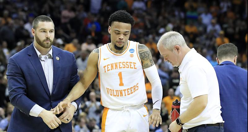 Tennessee's Lamonte Turner opting for season-ending surgery