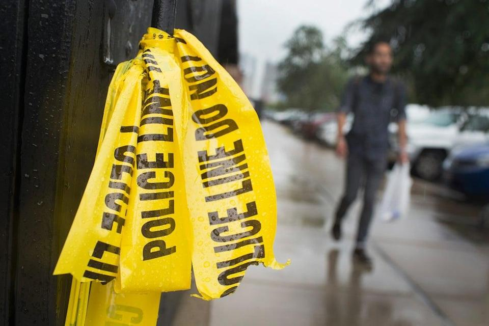 File: A bounty hunter killed a 24-year-old wanted man in Houston, Texas on Monday  (Getty Images)