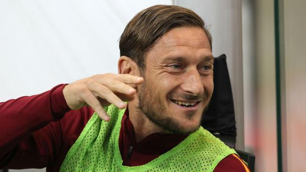 Totti is used by the media - Spalletti frustrated by focus on Roma captain