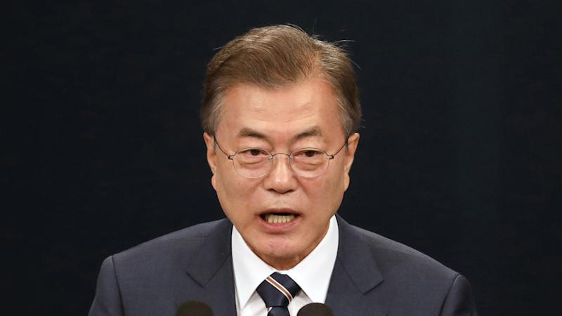 One casualty of fraying US-North Korea relationship: South Korean president's credibility