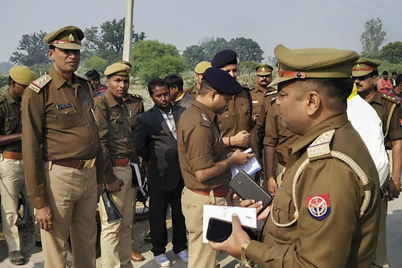 Naked, Acid-Burnt Body of Woman Found Near Wildlife Sanctuary in UP's Bahraich District