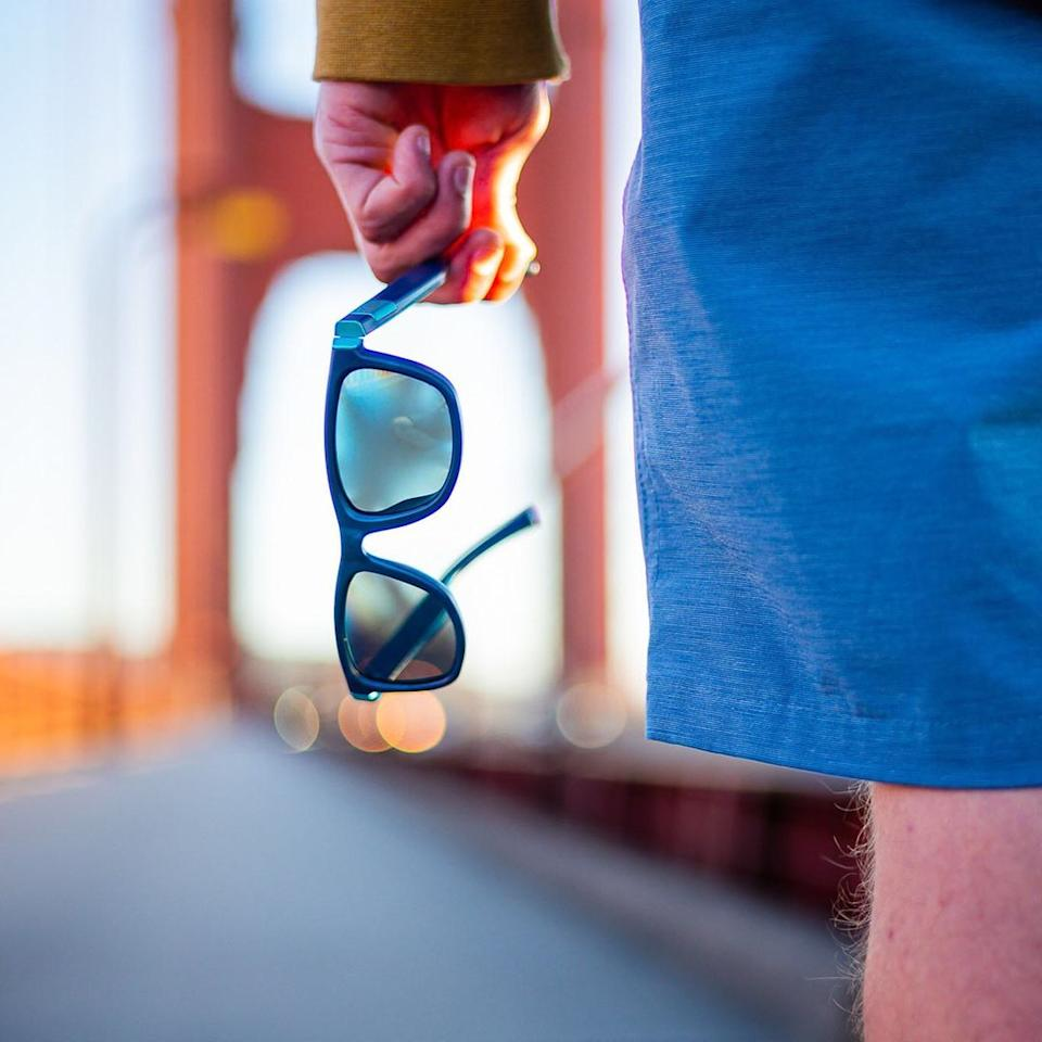 The Ocean Cleanup sunglasses, from $273. Photo: supplied.
