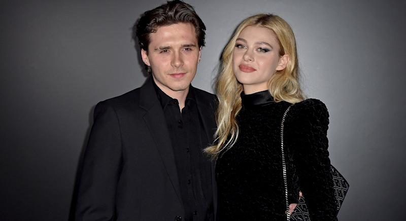 Brooklyn Beckham is engaged to girlfriend Nicola Peltz (Getty Images)