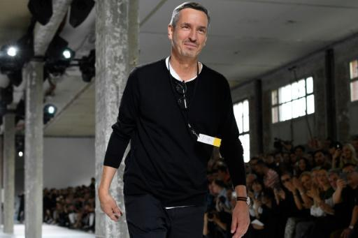 Belgian master Dries Van Noten, together with rising French designer Marine Serre, launched a call for a rethinking of the luxury fashion business