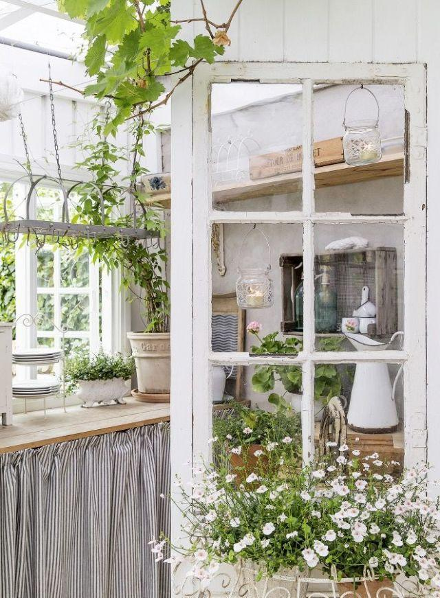 """<p>However, conservatories can be shaded by roof and window blinds or have solar-controlled windows to reduce glare and temperature or low-emissivity glass to avoid heat loss in a north-facing room. Installing underfloor heating or a stove will make the area more welcoming in winter.</p><p><span>Use a glazed extension to expand your living space, or turn it into an area where <a rel=""""nofollow noopener"""" href=""""http://www.countryliving.co.uk/homes-interiors/gardens/g251/pollinator-garden/"""" target=""""_blank"""" data-ylk=""""slk:plants take centre stage"""" class=""""link rapid-noclick-resp"""">plants take centre stage</a>, then add chairs and a table to increase your enjoyment. A large garden room can work well as a kitchen-diner, offering a convivial space to entertain, or can be turned into a living room, using rustic materials and pieces of furniture more often used in an outside context to create a stylish look. </span></p>"""