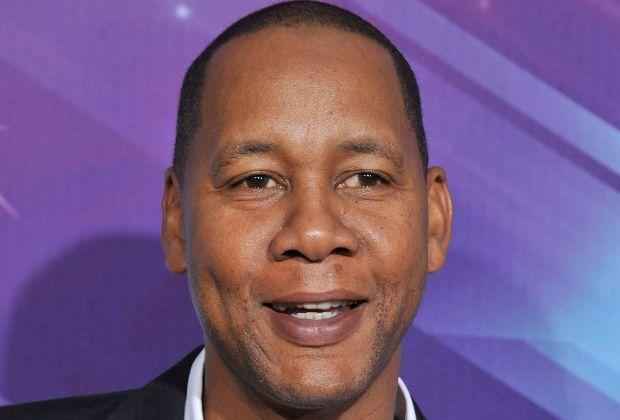 Mark Curry on Family Reunion
