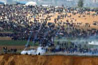 FILE PHOTO: Israeli reaction to ICC decision saying it has jurisdiction over Palestinian territories