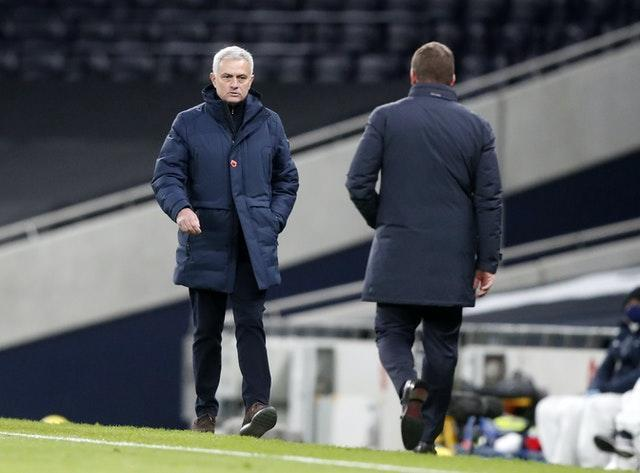 Jose Mourinho said Leicester's penalty was