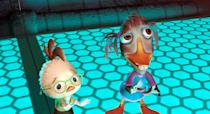 "<p><strong>Netflix's Description:</strong> ""No one believes Chicken Little when he tries to warn of an alien invasion - so it's up to him and his misfit friends to save the world!""</p> <p><strong>Ages it's best suited to:</strong> 7 and up</p> <p><a href=""https://www.netflix.com/title/70028197"" class=""link rapid-noclick-resp"" rel=""nofollow noopener"" target=""_blank"" data-ylk=""slk:Watch Chicken Little on Netflix here!"">Watch <strong>Chicken Little</strong> on Netflix here!</a></p>"