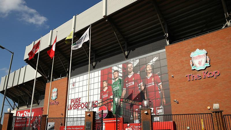 Roma fans held as Irish dad critical after attack near Anfield